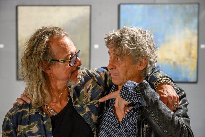Rep Ringel en Lieuwe van der Chijs uit Apeldoorn organiseren Rolling Art Shows, de eerste is 23, 24 en 25 april in Amsterdam.