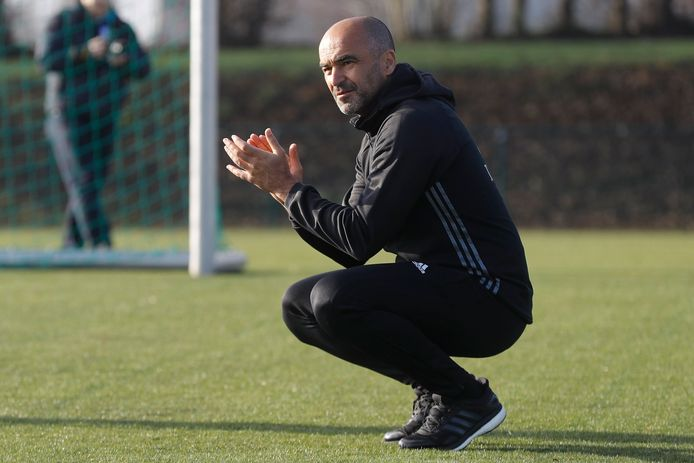 Prolongation ou pas pour Roberto Martinez?