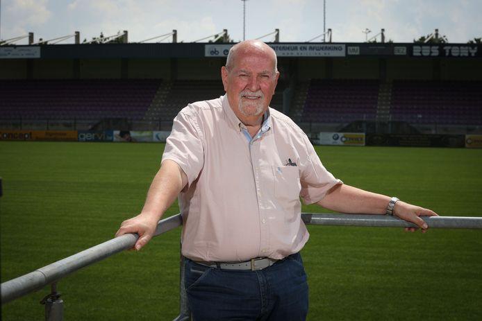 """Waarnemend voorzitter Rik Vliegen is op zoek naar Maaslandse investeerders om de club weer op het juiste spoor te krijgen. """"Elke engagement is welkom, groot of klein."""""""