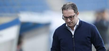Petrovic ziet stress bij Willem II: 'Punten zaten in de tas, we verpesten het zelf'