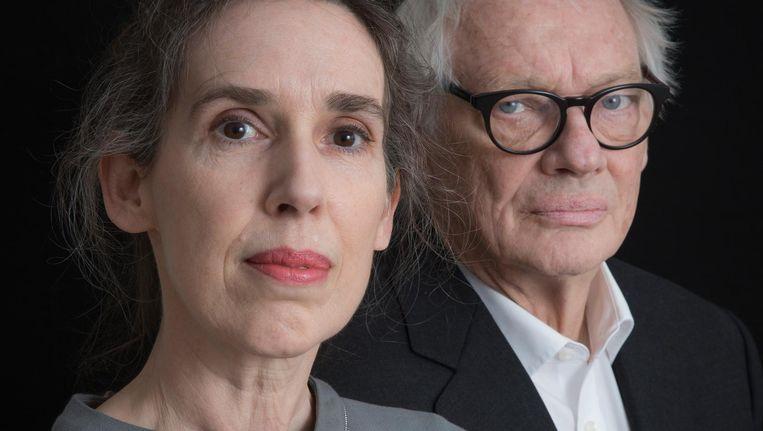 Nan Romijn en Robert Broekhuis: 'Onze zoon had veilig in de kliniek moeten komen' Beeld Dingena Mol