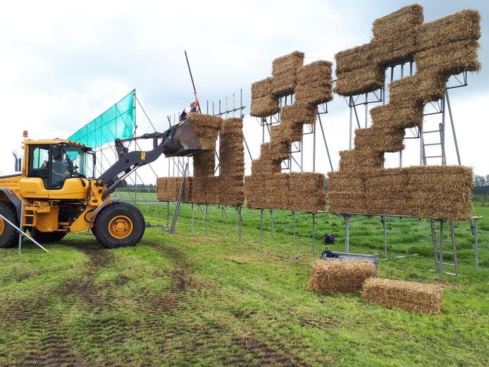 2021 wordt 2022. Langs de A59 doet Effe noar Geffe een nieuwe belofte. Volgend jaar gaat de boerenmarkt echt door. IJs en weder dienende.
