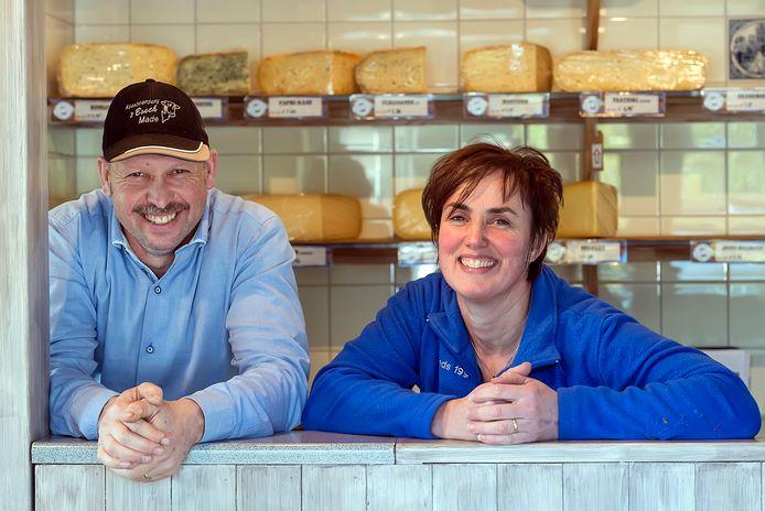 Erik en Lisette van Oosterhout van Kaasboerderij 't Bosch schrijven een column over het boerenleven.