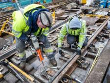 Duizenden metroreizigers hebben deze zomer last van werk aan spoor: 'Melding is schandalig laat'