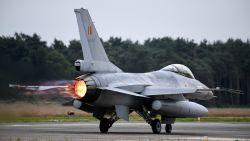 Belgische F-16's krijgen nog update om moderne kernwapens te dragen