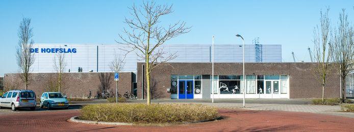 Sporthal De Hoefslag.
