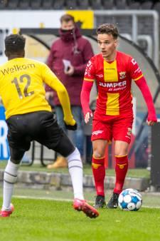 Sterk GA Eagles hijgt NAC na winst in Breda in de nek