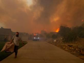 Koppel dat met gender reveal party gigantische bosbrand veroorzaakte in Californië aangeklaagd voor 30 misdrijven waaronder onvrijwillige doodslag