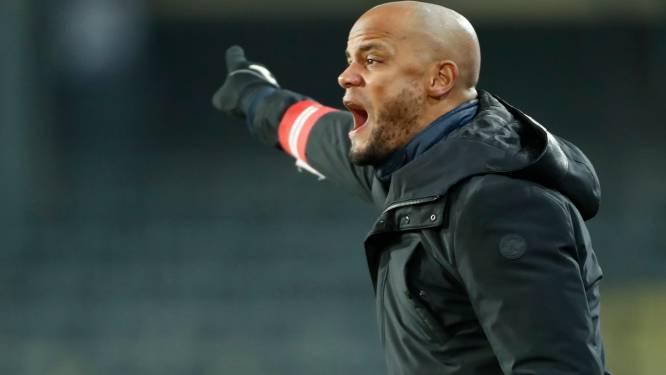 """Wint Kompany op een dag de trofee 'Trainer van het Jaar'? """"Áls hij kampioen wordt met Anderlecht, zal meteen de deur opengaan bij Man City"""""""