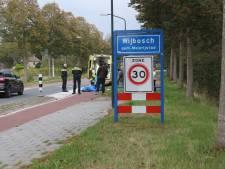 Scooterrijder gaat ervandoor na aanrijding in Wijbosch, fietser gewond naar ziekenhuis