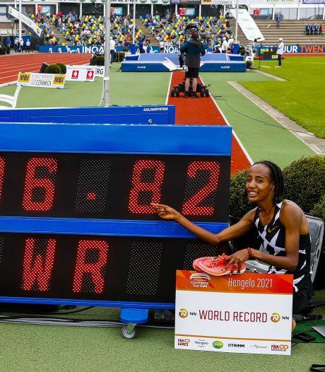 Wereldkampioene Sifan Hassan sluit 1500 meter op Olympische Spelen nog niet uit