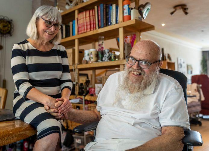 Gerrie en Arnol Kox.