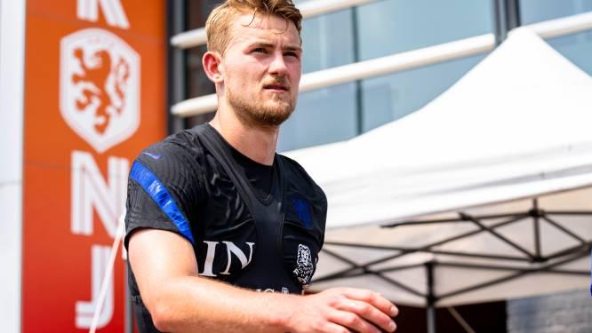 De Boer: 'Geen twijfel, De Ligt gaat spelen'