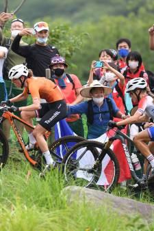 Apeldoornse mountainbikester Anne Terpstra na vijfde plek op Spelen: 'Dit was mijn beste wedstrijd van het jaar'