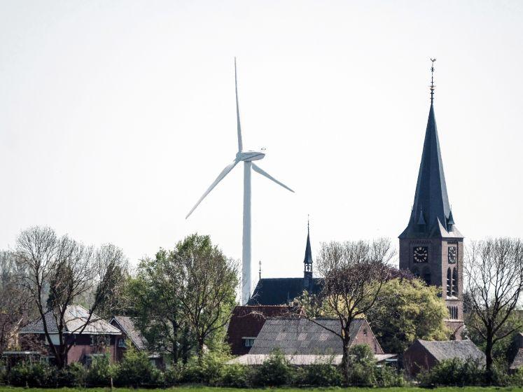 Achterhoekse bewonersgroepen bundelen krachten in strijd tegen windturbines