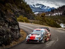 Ogier s'offre un huitième succès record au Monte-Carlo, Neuville troisième
