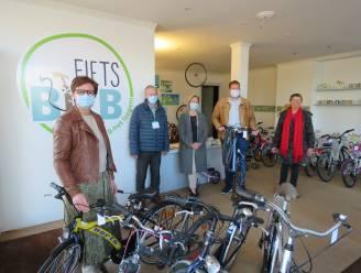 Fietsbieb van start in vroegere pand Victoria: 20 euro voor jaar fietsplezier