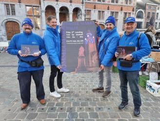 Organisatoren rommelmarkt Halle verkopen opnieuw handige kalender