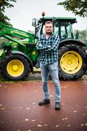 Boer Mark Tilleman uit Arnhem.