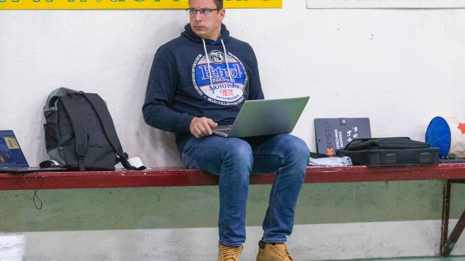 """Michelbeke-coach Audry Frankart wordt ook trainer van tweedenationaler Guibertin: """"Geen enkele avond meer vrij"""""""