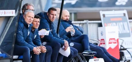 Jack de Gier ook volgend seizoen trainer van FC Den Bosch