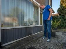 Frits en zijn dochters kregen de schrik van hun leven, maar verdachte (23) ontkent gooien brandbom