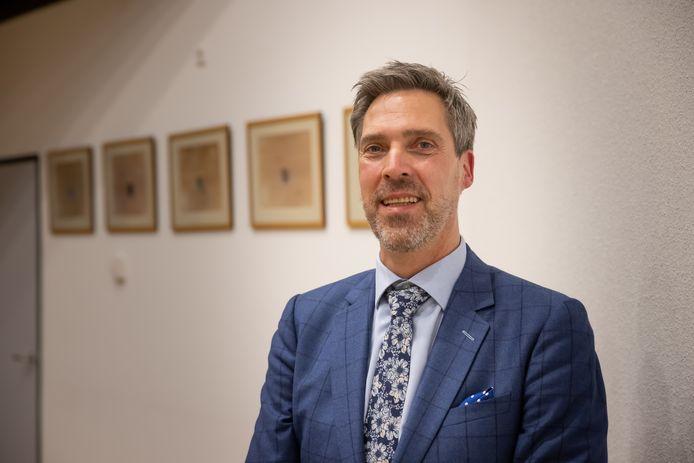 Aart-Jan Moerkerke werd deze week voorgedragen in de raadsvergadering van de gemeente Moerdijk.