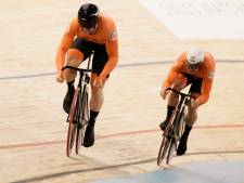 Lavreysen voor derde WK op rij oppermachtig in sprintfinale tegen Hoogland, bronzen 'toetje' voor Kristen Wild