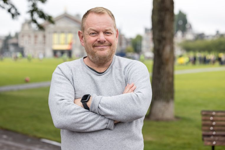 Martijn Fischer Beeld BrunoPress
