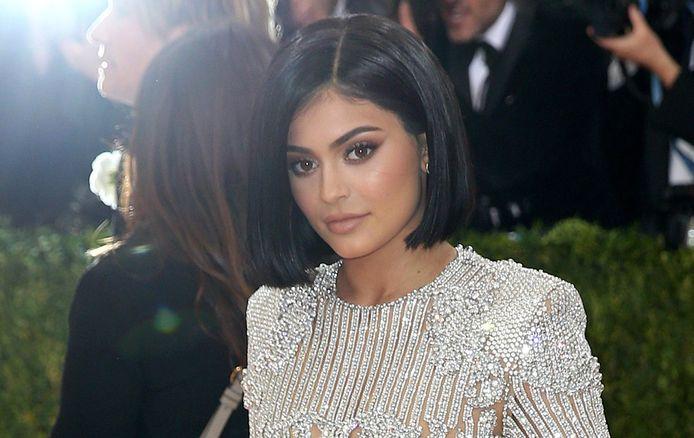 Celebrity en model Kylie Jenner