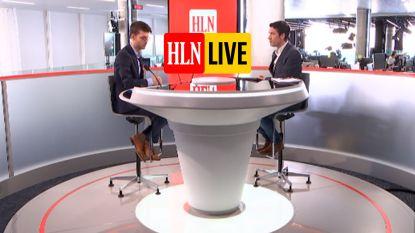 HLN LIVE. Onze wetenschapsexpert geeft een update van de coronacijfers, volg het hier