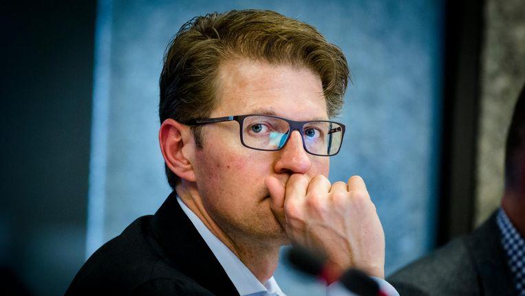Staatssecretaris Sander Dekker. Beeld anp