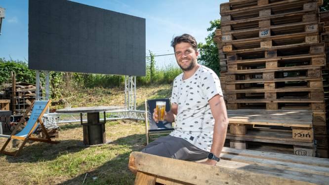 """Zomercafé Rupel opent deuren sneller voor EK: """"Groot scherm staat klaar voor 240 voetballiefhebbers"""""""