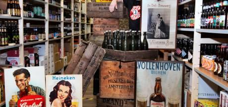 Culemborger Barry werd onbedoeld café-eigenaar en runt nu ineens ook een bierwinkel