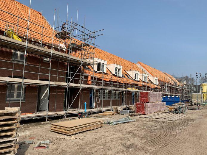 Hurks bouwt in Brandevoort woningen voor het project Liverdonk.