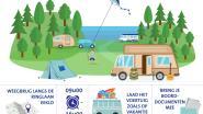 Politie organiseert infomoment voor caravans en campers