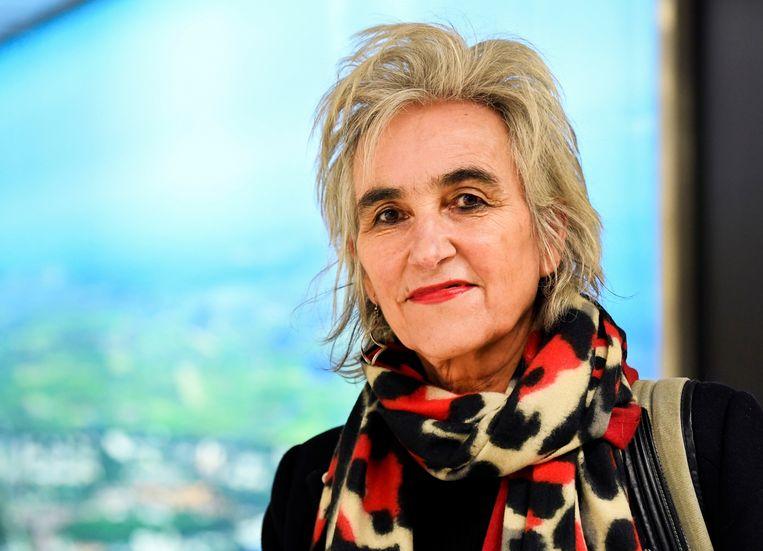 Marion Koopmans. Beeld REUTERS