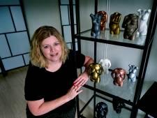 Lisette (41) legt de buik van zwangere vrouwen in 3D vast: 'Elke zwangerschap is uniek en kun je niet overdoen'