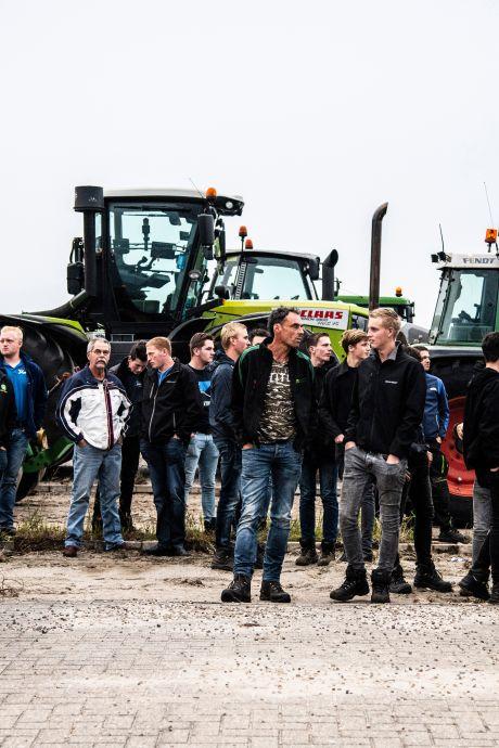 Woensdag 22 juli actiedag boeren: 'Werk dan thuis'