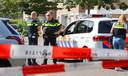 Na een 'incident' in Vught is zaterdagmiddag een vluchtauto achtervolgd en uiteindelijk gecrasht op de A12 bij Zoetermeer.
