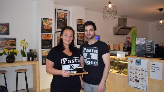 """Groenplein heeft met 'Pasta and More' opnieuw eethuisje: """"We zijn nog maar drie dagen open en hebben al vaste klanten"""""""