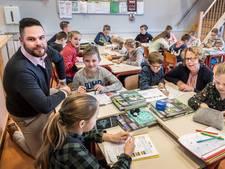 Juffen en meesters zelf in actie tegen lerarentekort
