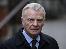 Max Mosley, ancien patron de la FIA, est mort à 81 ans