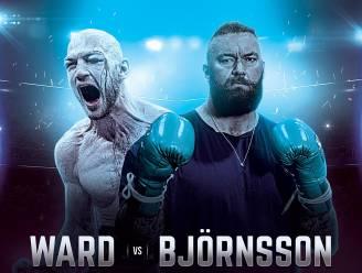 'The Mountain' uit 'Game of Thrones' gaat boksen en hij neemt het op tegen 90 kilo minder zware ex-wereldkampioen