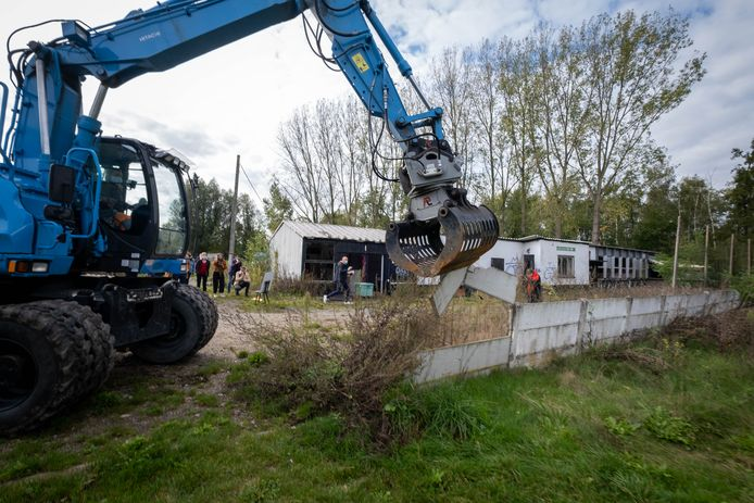 Lancering van het Beschermd Natuurpark Rivierenland in oktober vorig jaar. Sindsdien gebeurde er niet veel meer.