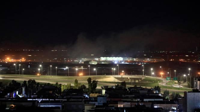 Troepen VS aangevallen bij internationale luchthaven Noord-Irak