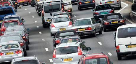 Ongeluk op A50 tussen Nistelrode en Veghel zorgt voor dik uur vertraging
