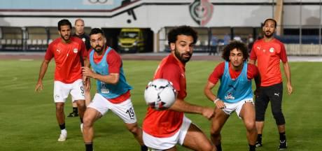 Salah is het niet eens met verbanning teamgenoot Warda