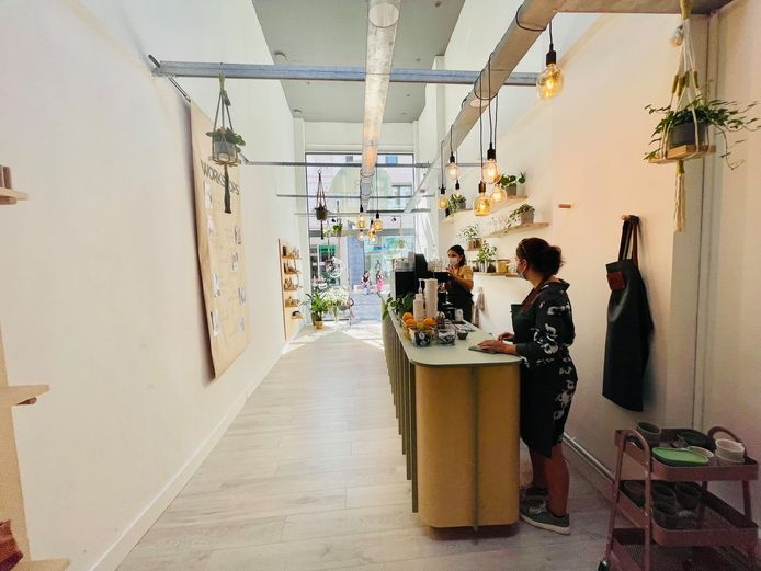 Bar Blend opent in de Kattestraat.