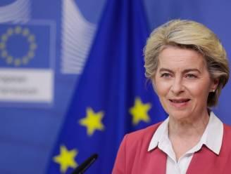 Von der Leyen dringt er bij VS op aan om reisrestricties voor EU op te heffen